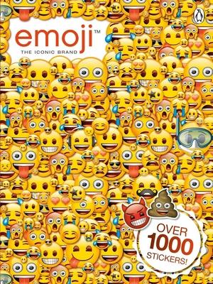 Emoji: Official Sticker Book -
