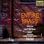 Empire Brass plays Bernstein, Gershwin & Tilson Thomas