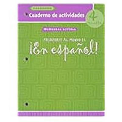 ?En Espa?ol!: Cuaderno de Actividades (Workbook) Level 4 - McDougal Littel (Prepared for publication by)