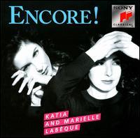 Encore! - Katia and Marielle Labèque; Katia Labèque (piano); Marielle Labèque (piano)