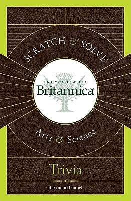 Encyclopaedia Britannica Arts & Science Trivia - Hamel, Raymond