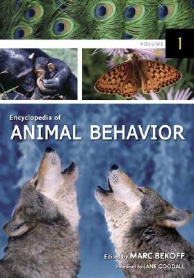 Encyclopedia of Animal Behavior - Bekoff, Marc