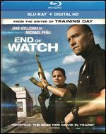 End of Watch [Includes Digital Copy] [Blu-ray] - David Ayer