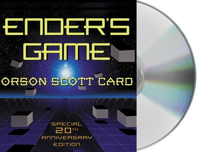 Ender's Game: Special 20th Anniversary Edition - Card, Orson Scott, and Rudnicki, Stefan (Read by), and Ellison, Harlan (Read by)
