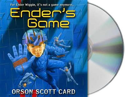 Ender's Game - Card, Orson Scott, and Rudnicki, Stefan (Read by), and Ellison, Harlan (Read by)