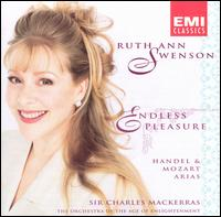 Endless Pleasure: Handel & Mozart Arias - Anthony Robson (oboe); Elizabeth Kenny (theorbo); John Toll (harpsichord); Lisa Beznosiuk (flute);...