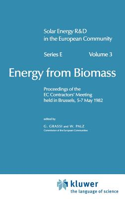 Energy from Biomass - Grassi, G (Editor)