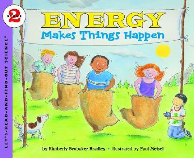 Energy Makes Things Happen - Bradley, Kimberly Brubaker