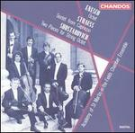 Enesco: Octet; Strauss: Sextet from Capriccio; Shostakovich: Two pieces for String Octet