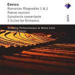 Enescu: Romanian Rhapsodies 1 & 2; Poeme Roumain; Symphonie concertante; 3 Suites for Orchestra