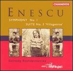 Enescu: Symphonies Nos. 1 & 3