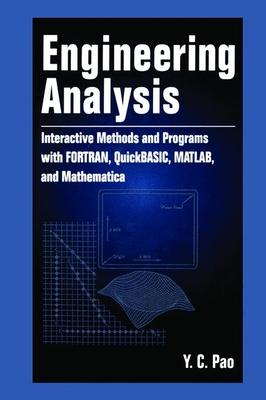 Engineering Analysis - Pao, Yen-Ching