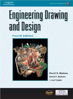 Engineering Drawing and Design - Madsen, David A