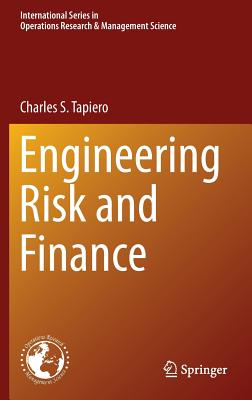 Engineering Risk and Finance - Tapiero, Charles S