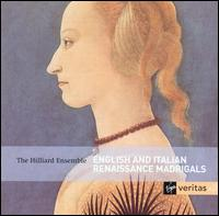 English and Italian Renaissance Madrigals - The Hilliard Ensemble