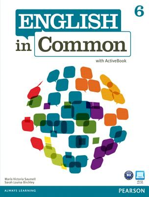 English in Common 6 with Activebook - Bygrave, Jonathan