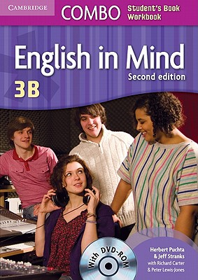 English in Mind Level 3b Combo with DVD-ROM - Puchta, Herbert