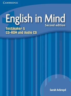 English in Mind Level 5 Testmaker CD-ROM and Audio CD - Ackroyd, Sarah