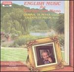 English Music for Clarinet & Piano