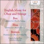 English Music For Oboe And Strings