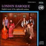 English Music of the Eighteenth Century