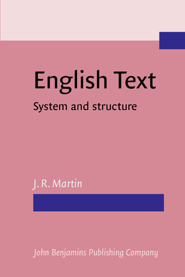 English Text: System and Structure - Martin, J R