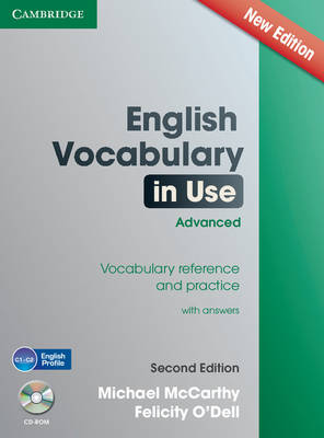 English Vocabulary in Use Advanced: Vocabulary Reference and Practice - McCarthy, Michael, and O'Dell, Felicity