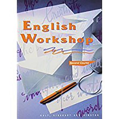English Workshop, Second Course - Holt Rinehart & Winston (Creator)