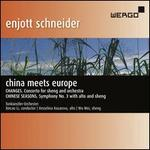 Enjott Schneider: China Meets Europe - Changes, Chinese Seasons