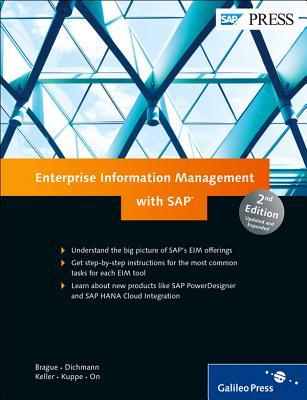Enterprise Information Management with SAP - Brague, Corrie