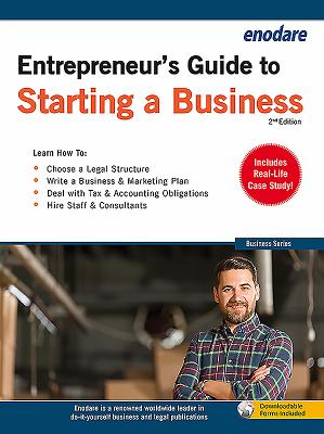 Entrepreneur's Guide to Starting a Business - Enodare Publishing
