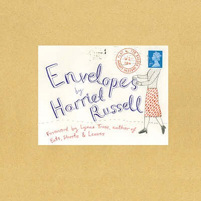 Envelopes: A Puzzling Journey Through the Royal Mail - Russell, Harriet