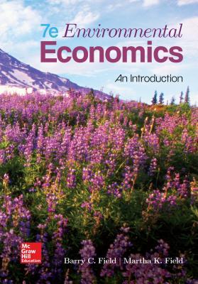 Environmental Economics - Field, Barry, and Field, Martha K