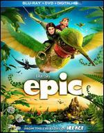 Epic [2 Discs] [Includes Digital Copy] [UltraViolet] [Blu-ray/DVD] - Chris Wedge