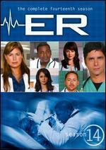 ER: The Complete Fourteenth Season [5 Discs]