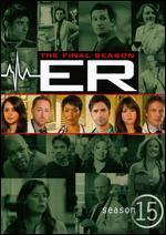 ER: The Final Season - Season 15 [5 Discs]