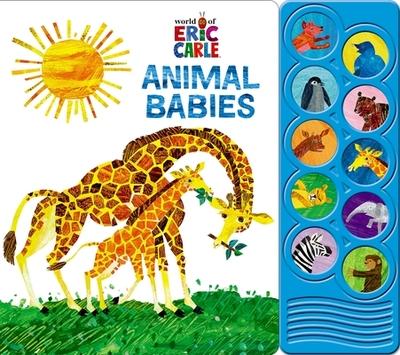 Eric Carle Animal Babies Sound Book - Carle, Eric
