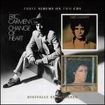 Eric Carmen/Boats Against the Current/Change of Heart