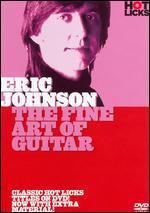 Eric Johnson: The Fine Art of Guitar