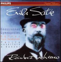 Erik Satie: Gnossiennes; Gymnopédies; Ogives; Trois Sarabandes; Petite ouverture à danser - Reinbert de Leeuw (piano)