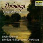 Ernst von Dohnányi: Symphony No. 1