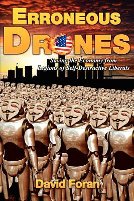 Erroneous Drones Paper Back - Foran, David J