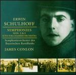 Erwin Schulhoff: Symphonies Nos. 2 & 5; Suite for Chamber Orchestra