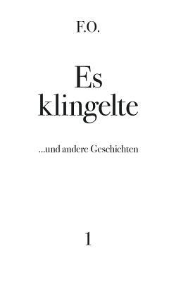 Es Klingelte - Schafer, Friedrich Oskar