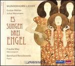 Es sungen drei Engel: Wunderhorn-Lieder -  Gustav Mahler, Julius Weismann