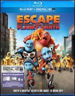 Escape from Planet Earth [Includes Digital Copy] [Blu-ray]