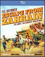 Escape from Zahrain [Blu-ray] - Ronald Neame