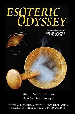 Esoteric Odyssey - Marryat, Thomas, and Dafoe, Stephen (Editor), and Williams, Randy (Editor)