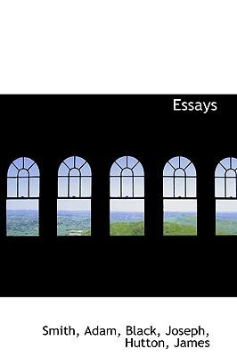 Essays - Adam, Smith