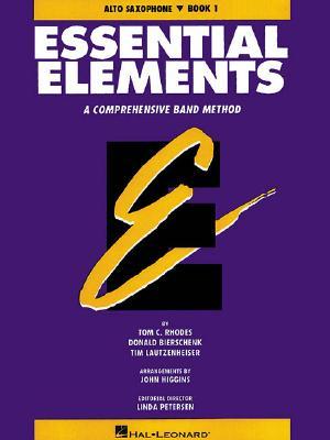 Essential Elements Book 1 - Eb Alto Saxophone - Rhodes Biers